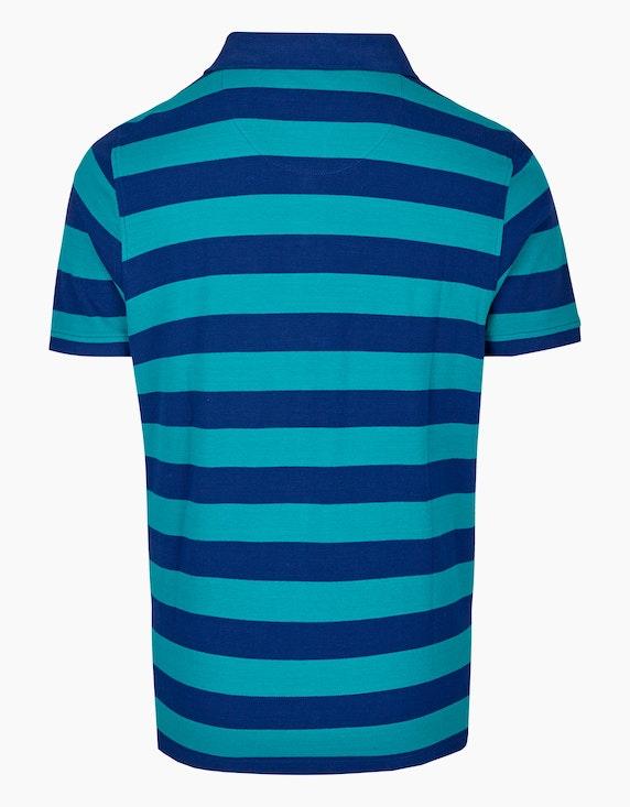 Bexleys man Polo-Shirt gestreift | ADLER Mode Onlineshop