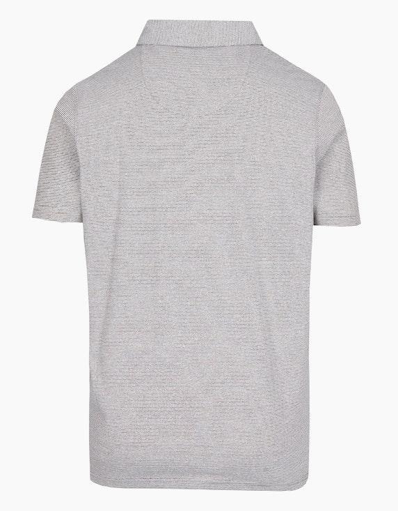 Bexleys man Polo-Shirt  fein gestreift   ADLER Mode Onlineshop