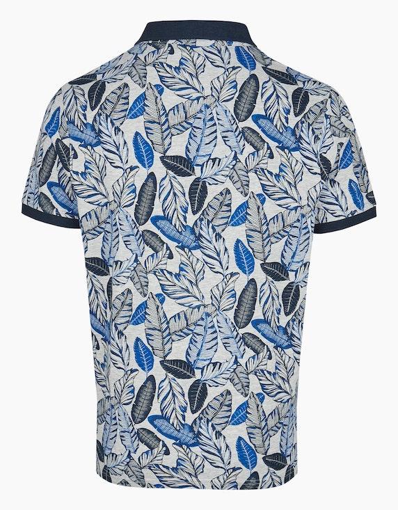 Bexleys man Polo-Shirt bedruckt | ADLER Mode Onlineshop