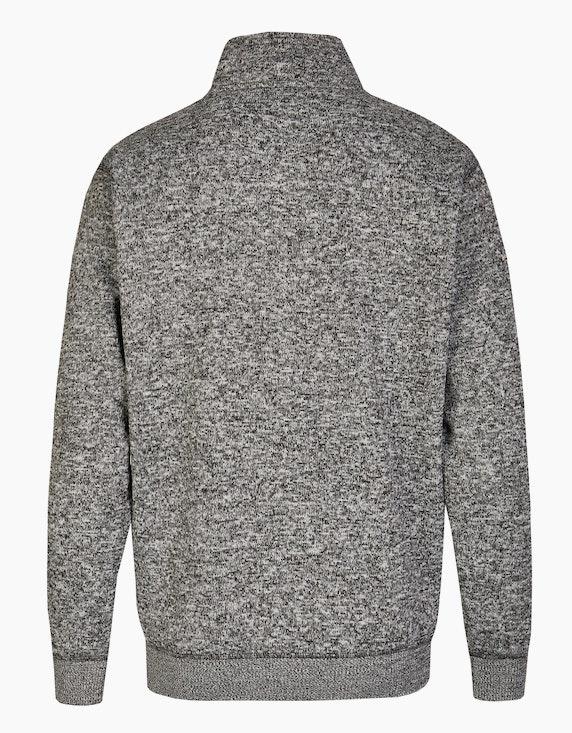 Bexleys man Fleece-Jacke mit Fütterung | ADLER Mode Onlineshop