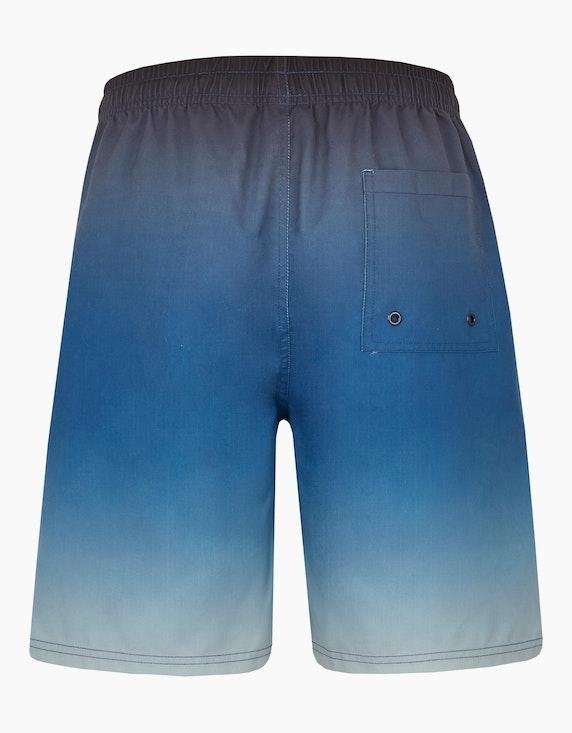 Bexleys man Schwimmshorts im Dip-Dye-Design | ADLER Mode Onlineshop