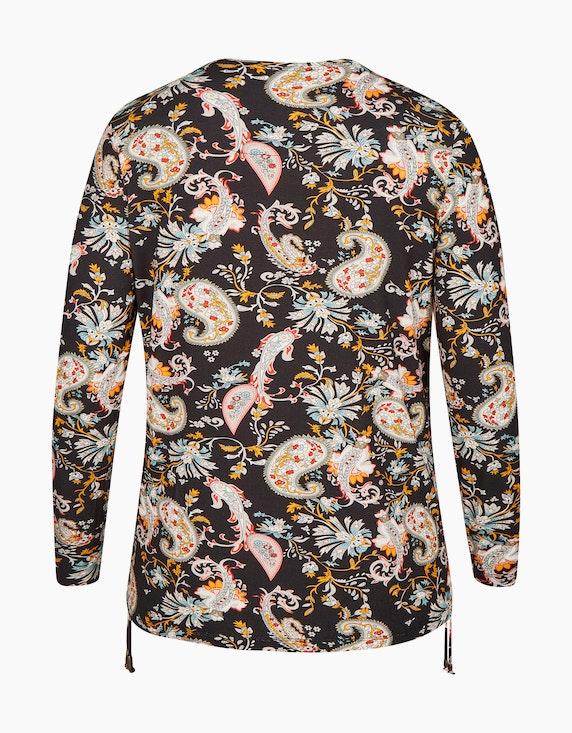 No Secret Shirt mit Paisley-Muster | ADLER Mode Onlineshop