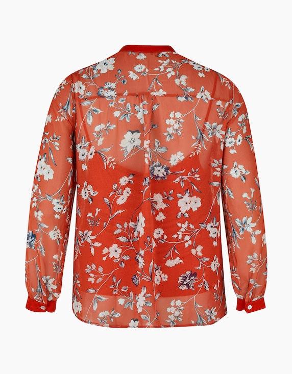 No Secret leichte Bluse mit Topeinsatz | ADLER Mode Onlineshop