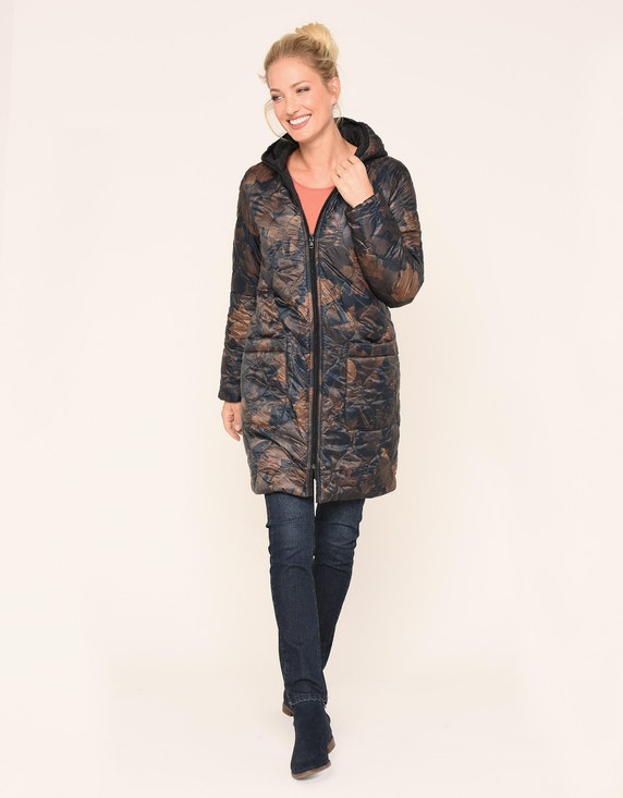 Bexleys woman Steppmantel zum Wenden | ADLER Mode Onlineshop