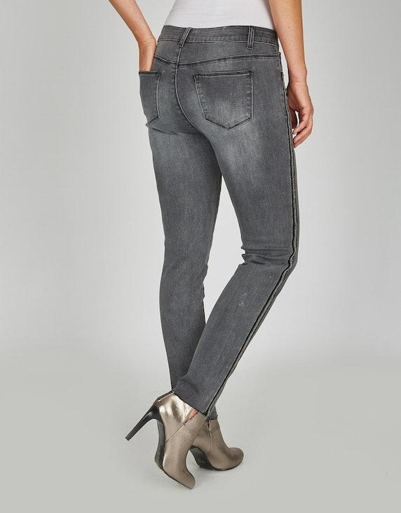 Bexleys woman Jeans mit Galonstreifen in Normal- und Kurzgrößen   ADLER Mode Onlineshop