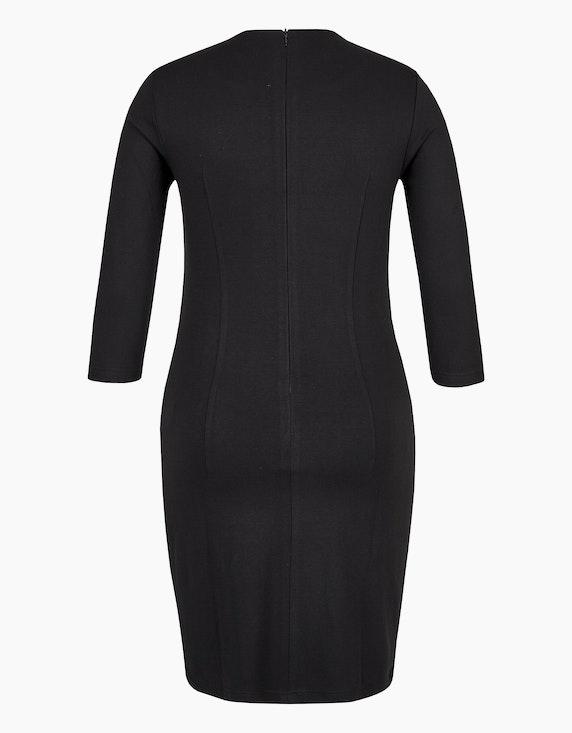 Bexleys woman Etuikleid im Material- und Muster-Mix | ADLER Mode Onlineshop