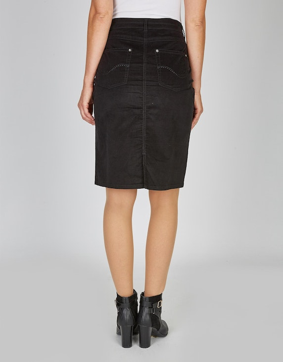 "Bexleys woman Cord-Rock ""Sandra"" im 5-Pocket-Style 