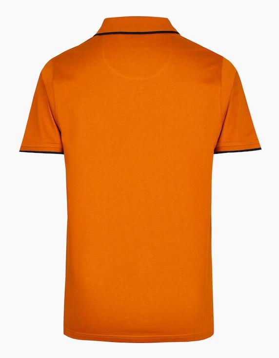 Bernd Berger Polo-Shirt uni   ADLER Mode Onlineshop