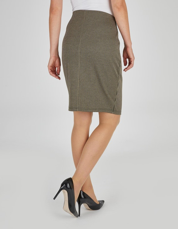 Bexleys woman Jacquard-Rock mit Minimal-Dessin | ADLER Mode Onlineshop