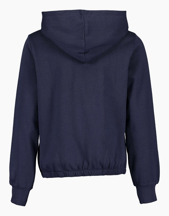 Blue Seven Girls Kapuzensweatshirt | ADLER Mode Onlineshop