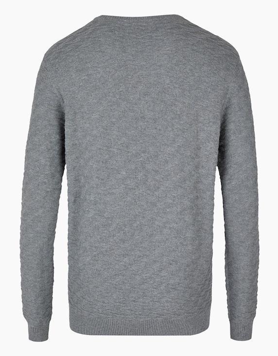 Bexleys man Modischer Pullover in Struktur | ADLER Mode Onlineshop
