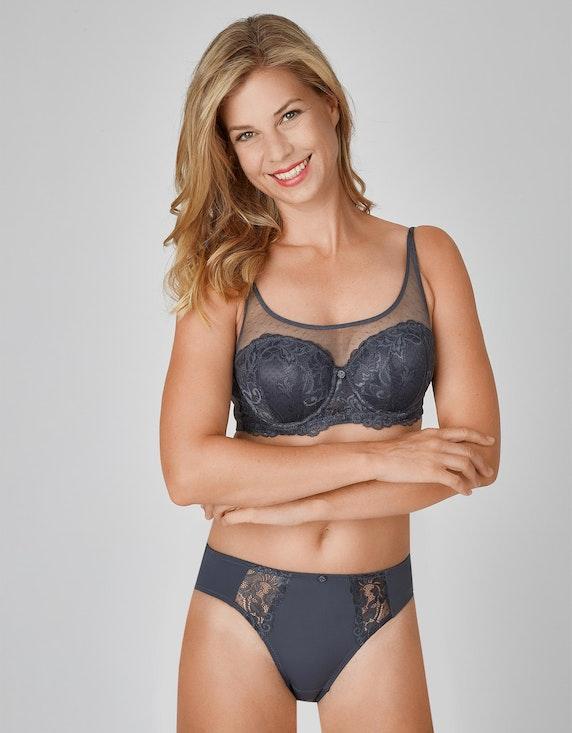 Bexleys woman wattierter BH mit Spitze | ADLER Mode Onlineshop