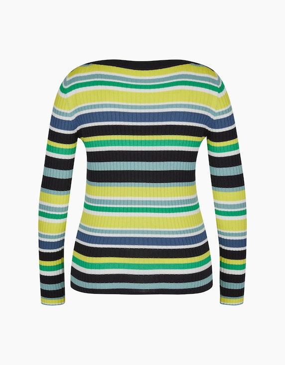 Steilmann Woman Pullover im Streifen-Look | ADLER Mode Onlineshop