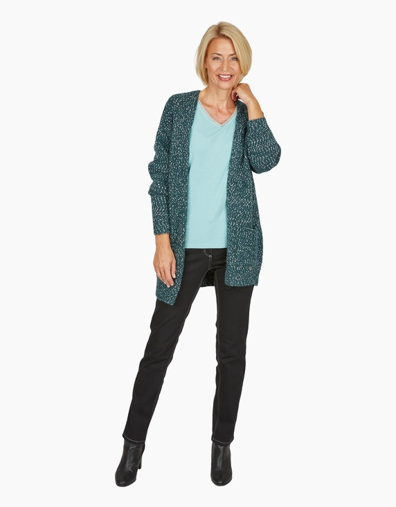 "Steilmann Woman Powerstretch-Hose ""Pamela"" in Schwarz | ADLER Mode Onlineshop"