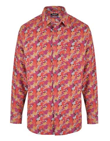 Produktbild zu <strong>Twillhemd mit Blätterdruck</strong>REGULAR FIT von Bexleys man