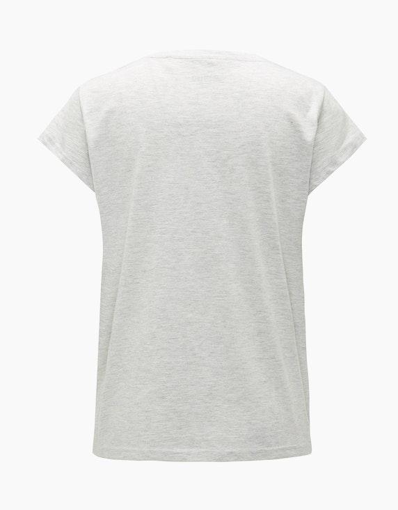 MUSTANG Shirt mit Logo-Print | ADLER Mode Onlineshop
