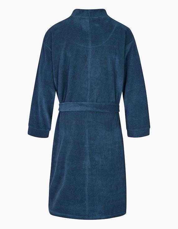 Bexleys man Bademantel im Kimonostyle | ADLER Mode Onlineshop