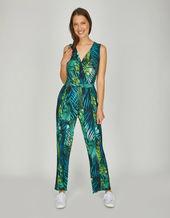 MY OWN Jumpsuit in Wickeloptik | ADLER Mode Onlineshop