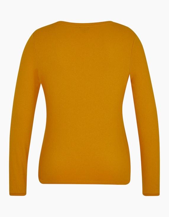 Via Cortesa leichtes Basic-Sweatshirt | ADLER Mode Onlineshop