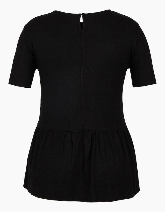 Birgit Schrowange Kollektion Shirt mit Raffungen | ADLER Mode Onlineshop