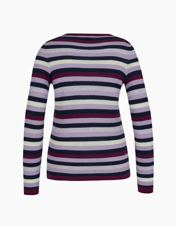 Bexleys woman Pullover mit Waffel-Strickmuster | ADLER Mode Onlineshop
