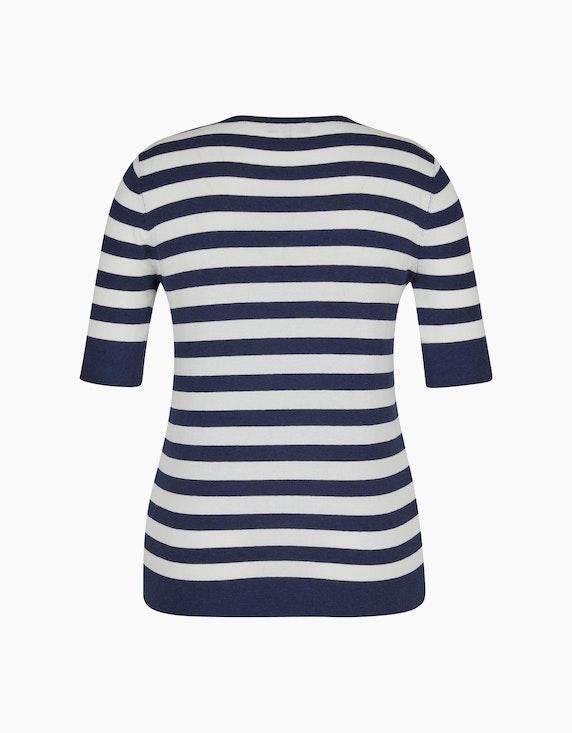 Bexleys woman Feinstrickpullover in weicher Qualität mit kurzen Ärmeln | ADLER Mode Onlineshop