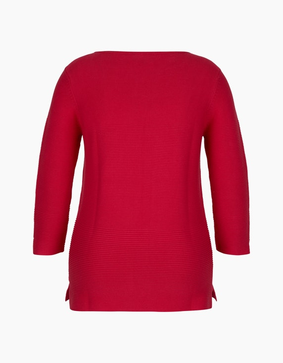 Bexleys woman Pullover mit Rippen-Struktur | ADLER Mode Onlineshop