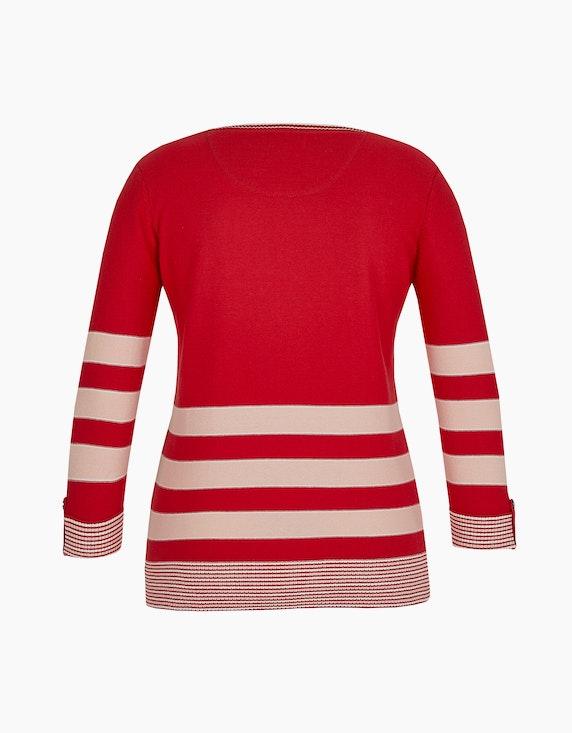 Bexleys woman Linksgestricker Pullover | ADLER Mode Onlineshop