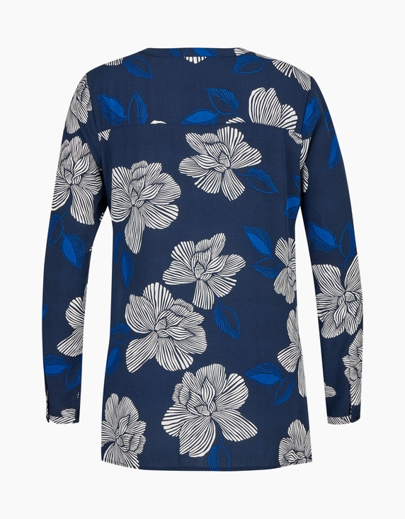 Bexleys woman Bluse mit Blumendruck | ADLER Mode Onlineshop