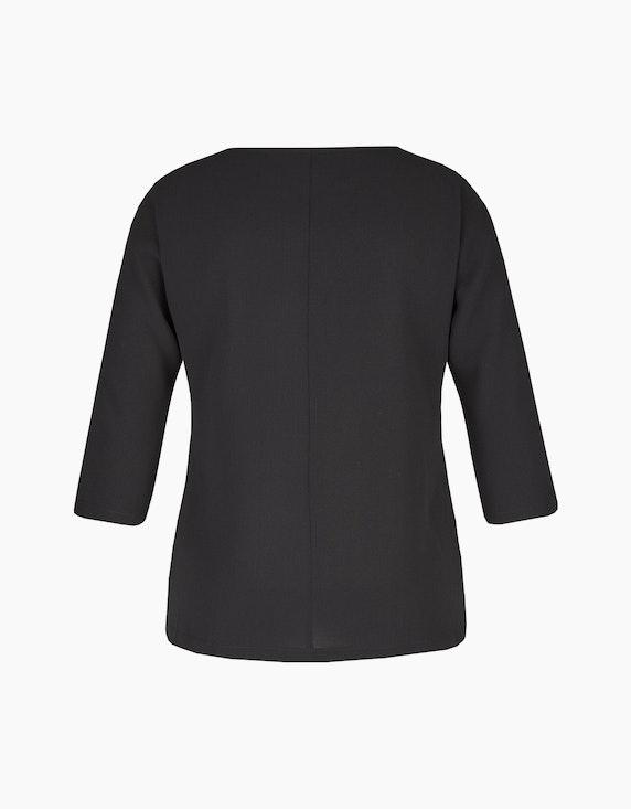 Bexleys woman Crêpe-Bluse mit floralem Frontdruck | ADLER Mode Onlineshop