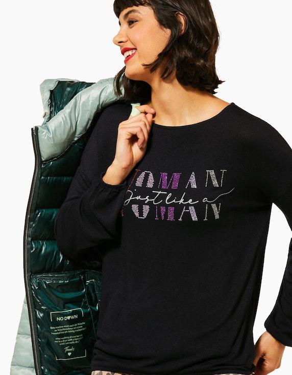 Street One Shirt mit buntem Strass   ADLER Mode Onlineshop