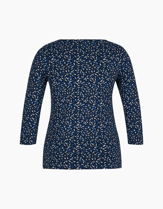 Bexleys woman Shirt mit Allover-Druck | ADLER Mode Onlineshop