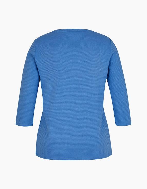 MY OWN Shirt mit Streifen-Struktur | ADLER Mode Onlineshop