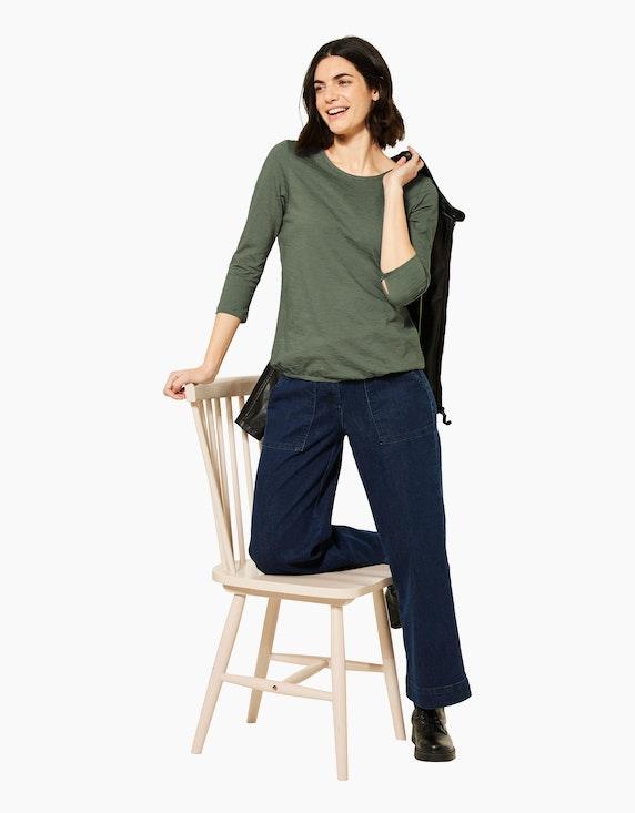 CECIL Shirt mit 3/4-Ärmeln | ADLER Mode Onlineshop