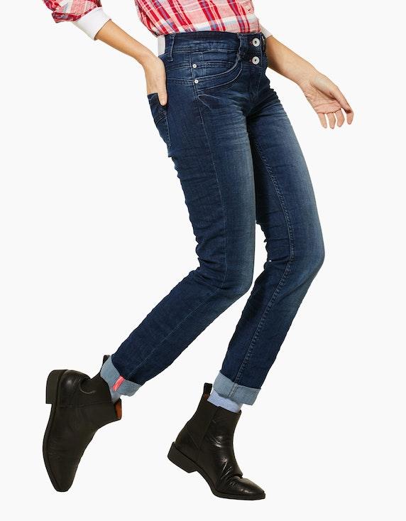 CECIL Jeans mit Crash-Effekt | ADLER Mode Onlineshop