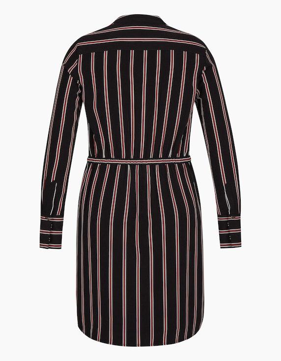 Viventy Streifen-Kleid mit Gürtel | ADLER Mode Onlineshop
