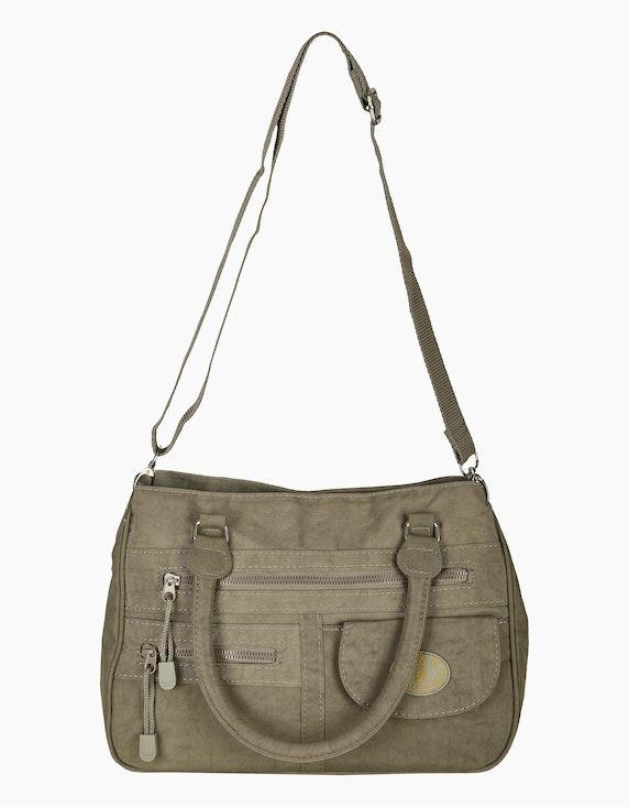 Conti Crinkle-Nylon Tasche | ADLER Mode Onlineshop
