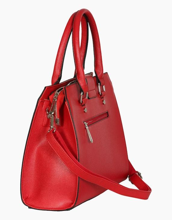 GLÜÜCKSKIND Handtasche in Leder-Optik   ADLER Mode Onlineshop