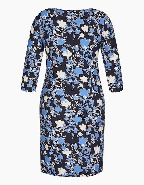 Steilmann Woman Kleid mit Blumen-Print | ADLER Mode Onlineshop