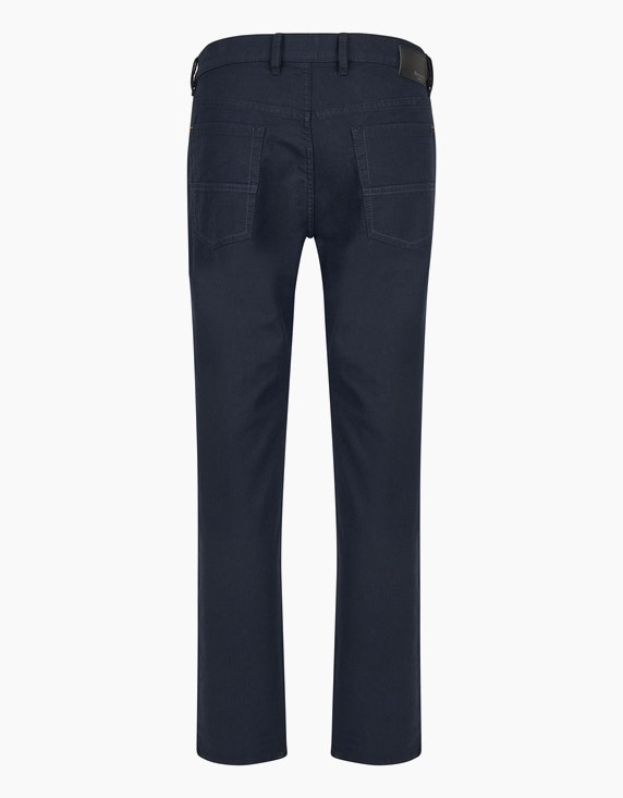 Bexleys man Baumwollhose in 5-Pocket-Form | ADLER Mode Onlineshop