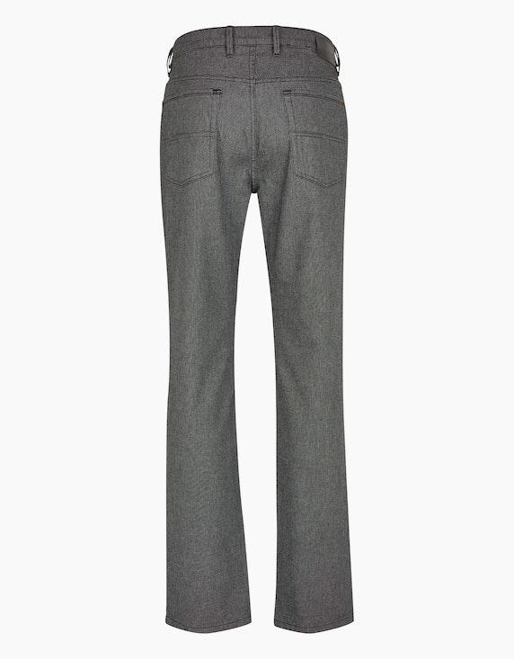 Bexleys man Baumwollhose in 5-Pocket-Form | ADLER Mode Onlineshop