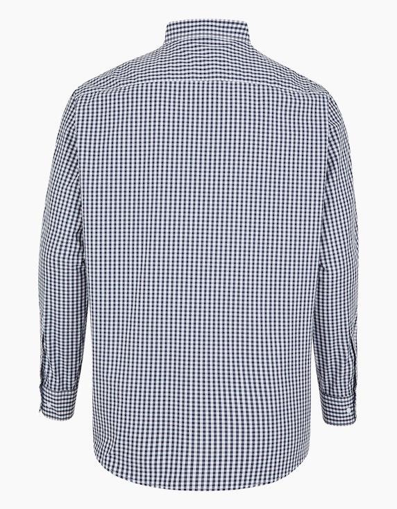Big Fashion Freizeithemd im Vichykaro mit Langarm | ADLER Mode Onlineshop