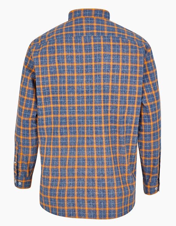 Big Fashion modisches Karohemd in weicher Baumwolle   ADLER Mode Onlineshop