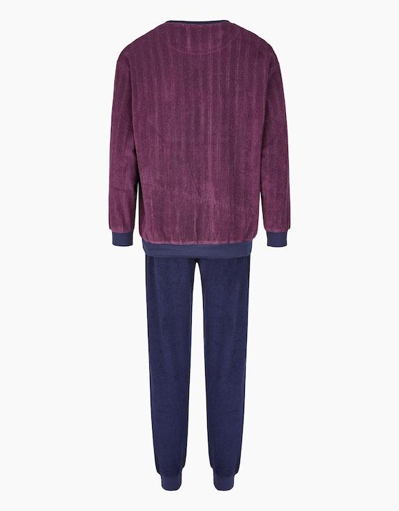 Bexleys man Frottee-Pyjama | ADLER Mode Onlineshop