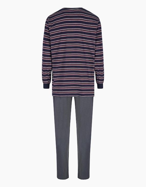 Bexleys man Langer Pyjama | ADLER Mode Onlineshop