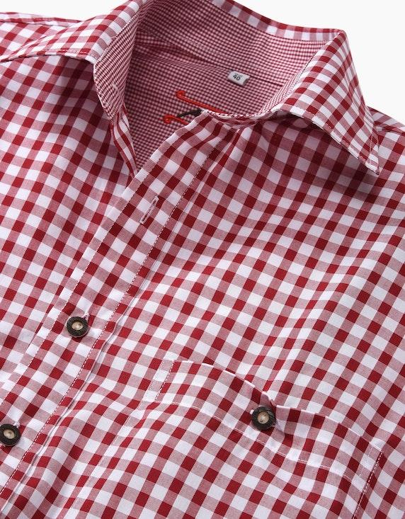 Alphorn Trachtenhemd kariert, langarm | ADLER Mode Onlineshop