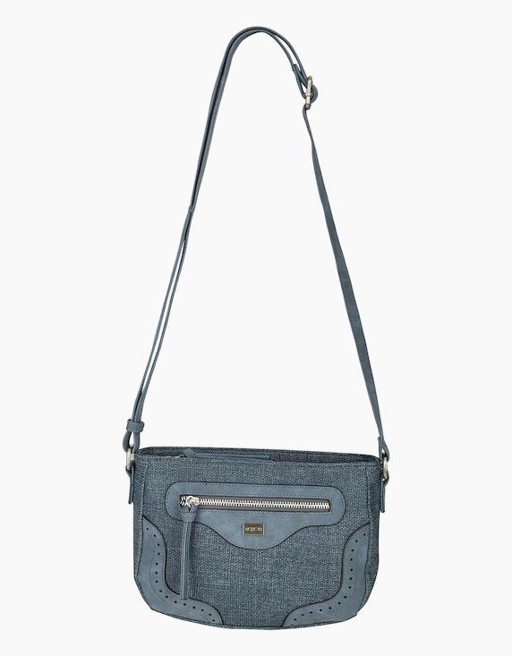 Conti Kleine Handtasche mit Lochstickerei   ADLER Mode Onlineshop