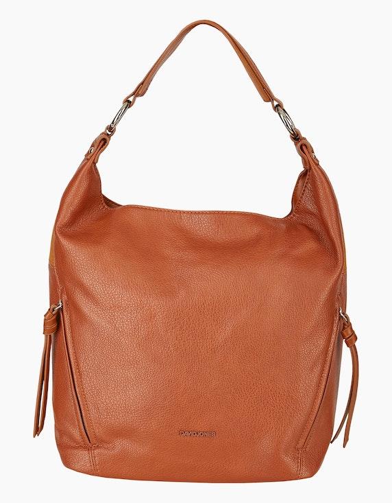 Conti Große Handtasche mit breitem Henkel   ADLER Mode Onlineshop