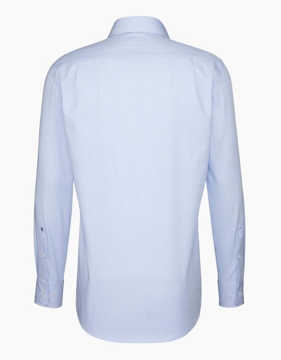 Seidensticker Kariertes Dresshemd im Vichy-Karo, MODERN FIT | ADLER Mode Onlineshop