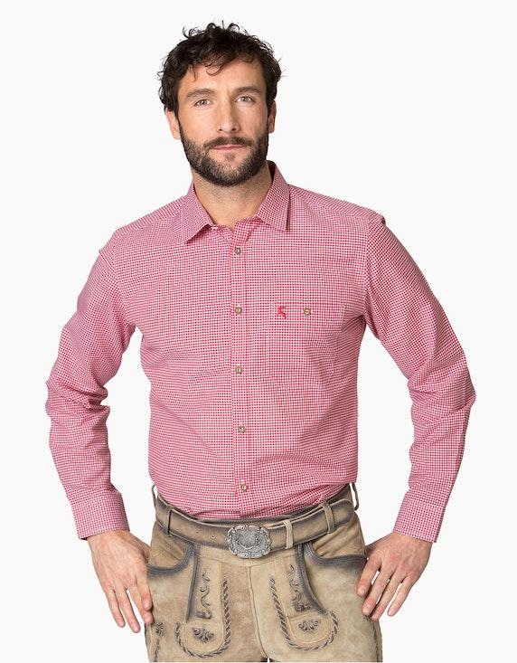 Stockerpoint Trachtenhemd kariert | ADLER Mode Onlineshop